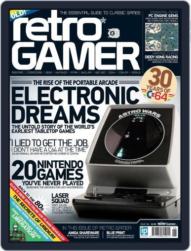 Retro Gamer (Digital) August 16th, 2012 Issue Cover