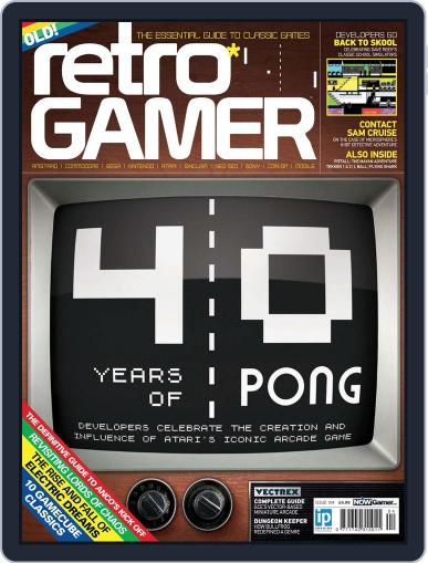 Retro Gamer (Digital) June 21st, 2012 Issue Cover
