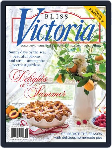 Victoria (Digital) July 1st, 2020 Issue Cover