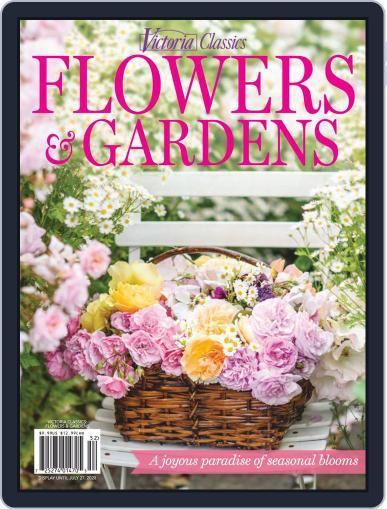Victoria (Digital) April 7th, 2020 Issue Cover