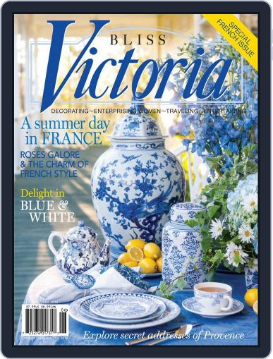 Victoria (Digital) May 1st, 2018 Issue Cover