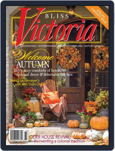 Victoria October 2nd, 2016 Digital Back Issue Cover