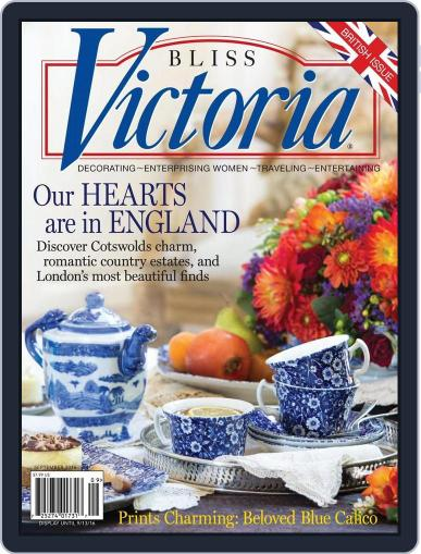 Victoria (Digital) September 2nd, 2016 Issue Cover