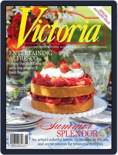 Victoria (Digital) July 2nd, 2016 Issue Cover