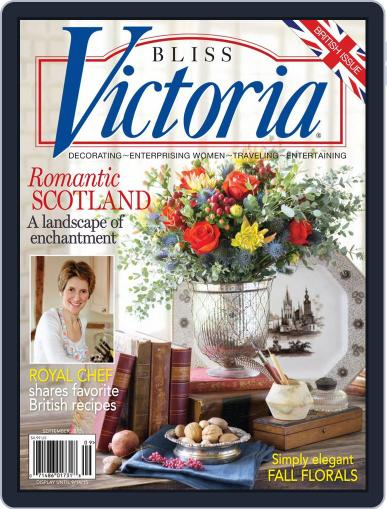 Victoria (Digital) September 2nd, 2015 Issue Cover