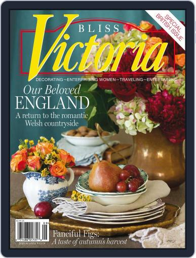 Victoria (Digital) September 15th, 2014 Issue Cover