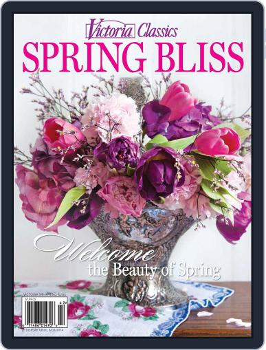 Victoria (Digital) June 2nd, 2014 Issue Cover
