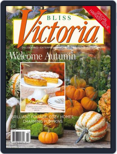 Victoria (Digital) October 1st, 2013 Issue Cover