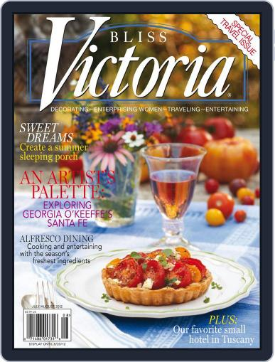 Victoria (Digital) July 1st, 2012 Issue Cover