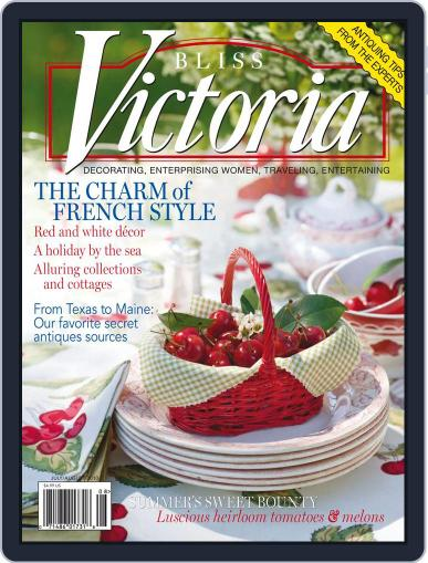 Victoria (Digital) July 1st, 2010 Issue Cover