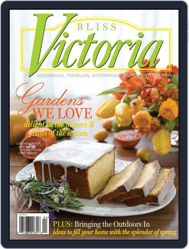 Victoria March 1st, 2009 Digital Back Issue Cover