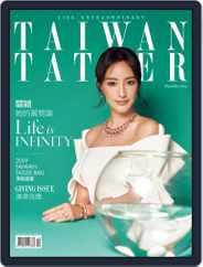 Tatler Taiwan (Digital) Subscription December 1st, 2019 Issue