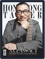 Tatler Hong Kong (Digital) Subscription December 1st, 2019 Issue