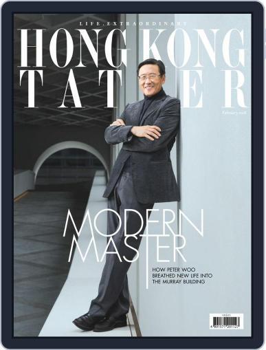 Tatler Hong Kong (Digital) February 1st, 2018 Issue Cover