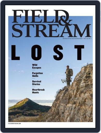 Field & Stream (Digital) April 15th, 2020 Issue Cover