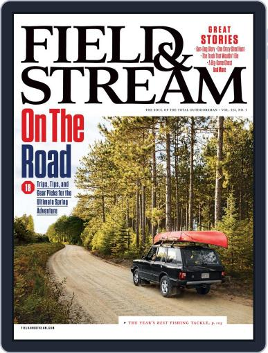 Field & Stream (Digital) January 29th, 2020 Issue Cover