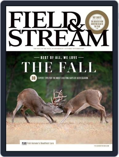 Field & Stream (Digital) October 1st, 2019 Issue Cover