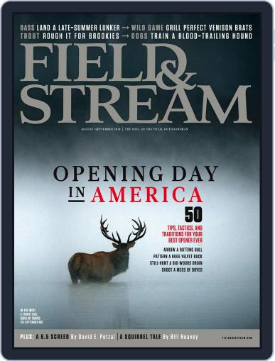 Field & Stream (Digital) August 1st, 2018 Issue Cover