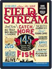 Field & Stream (Digital) Subscription April 1st, 2015 Issue