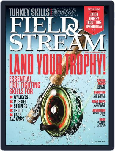 Field & Stream (Digital) March 9th, 2013 Issue Cover