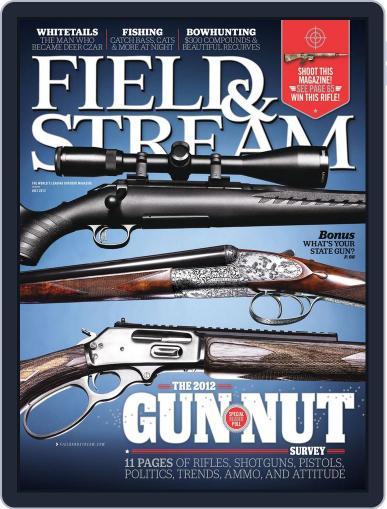 Field & Stream (Digital) June 9th, 2012 Issue Cover