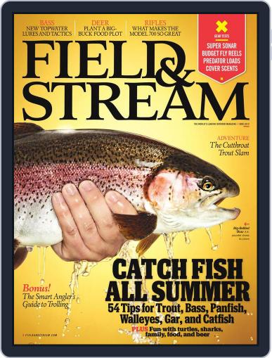 Field & Stream (Digital) May 12th, 2012 Issue Cover