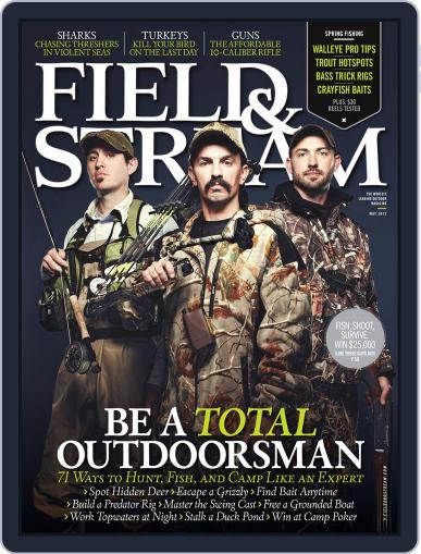 Field & Stream (Digital) April 7th, 2012 Issue Cover