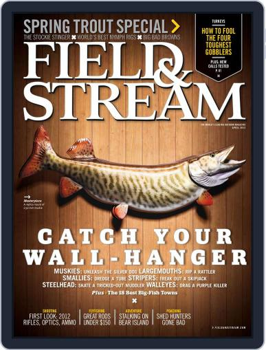 Field & Stream (Digital) March 10th, 2012 Issue Cover