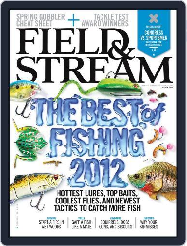Field & Stream (Digital) February 11th, 2012 Issue Cover