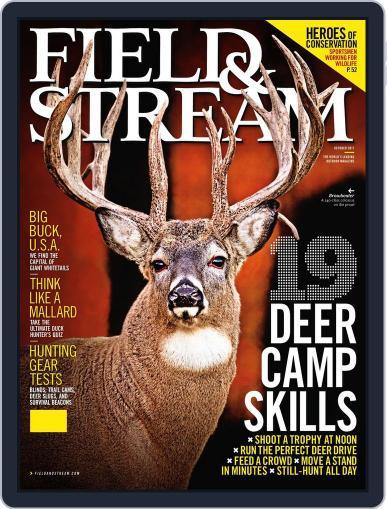 Field & Stream (Digital) September 10th, 2011 Issue Cover