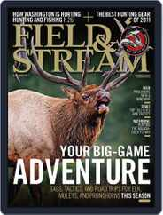 Field & Stream (Digital) Subscription August 6th, 2011 Issue