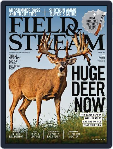 Field & Stream (Digital) July 9th, 2011 Issue Cover