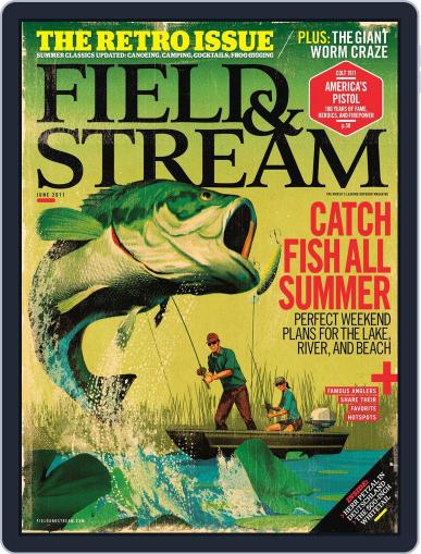 Field & Stream (Digital) May 7th, 2011 Issue Cover
