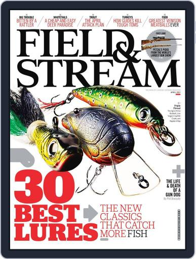 Field & Stream (Digital) March 12th, 2011 Issue Cover
