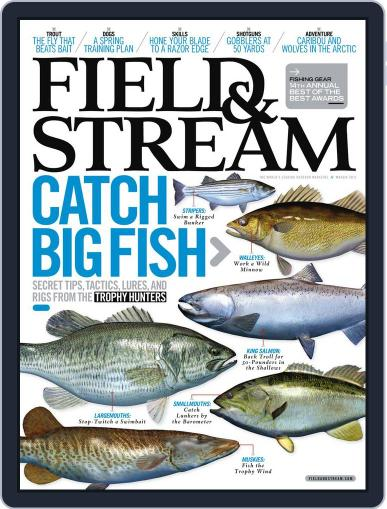 Field & Stream (Digital) February 12th, 2011 Issue Cover