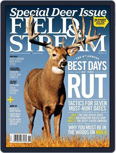 Field & Stream (Digital) October 9th, 2010 Issue Cover