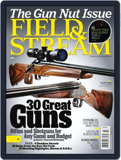 Field & Stream (Digital) June 12th, 2010 Issue Cover