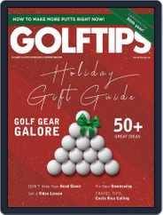 Golf Tips  Magazine (Digital) Subscription November 1st, 2018 Issue