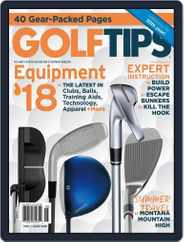 Golf Tips  Magazine (Digital) Subscription May 1st, 2018 Issue