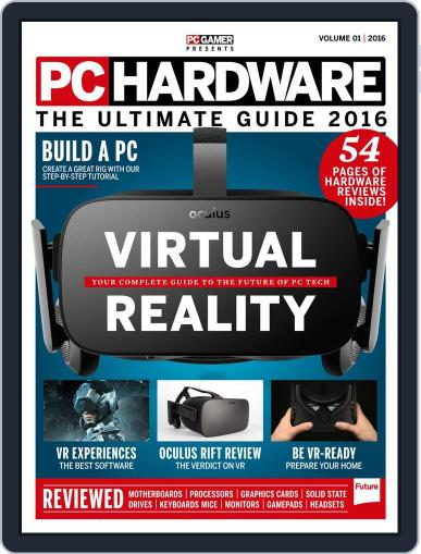 PC Gamer Specials (US Edition) Magazine (Digital) May 1st, 2016 Issue Cover