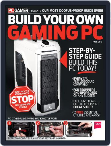 PC Gamer Specials (US Edition) September 3rd, 2013 Digital Back Issue Cover