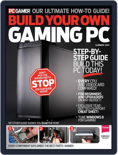 PC Gamer Specials (US Edition) Magazine (Digital) May 14th, 2013 Issue Cover