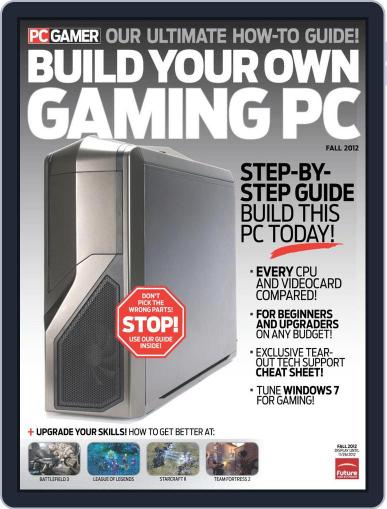 PC Gamer Specials (US Edition) September 11th, 2012 Digital Back Issue Cover