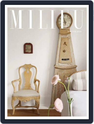 MILIEU (Digital) November 22nd, 2019 Issue Cover
