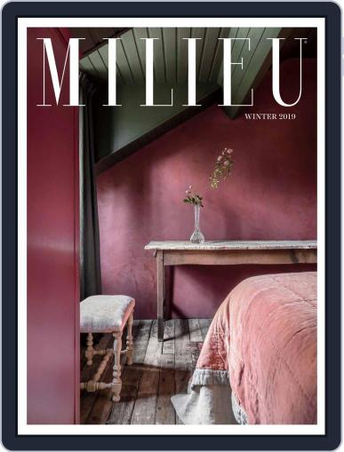 MILIEU November 26th, 2018 Digital Back Issue Cover