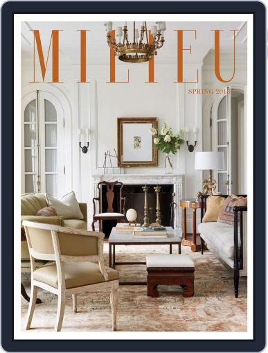 MILIEU February 22nd, 2018 Digital Back Issue Cover