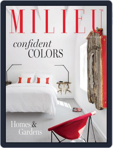 MILIEU (Digital) May 1st, 2015 Issue Cover