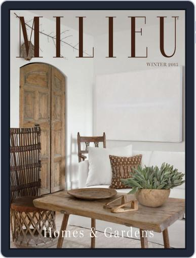 MILIEU January 1st, 2014 Digital Back Issue Cover