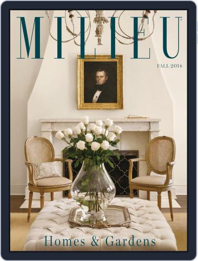 MILIEU (Digital) January 1st, 2013 Issue Cover