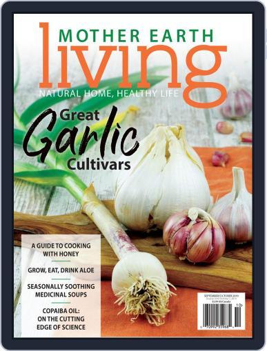 Mother Earth Living (Digital) September 1st, 2019 Issue Cover